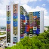 North Bergen, N.J., Housing Authority's Hi-Rise Retrofit Shines With Alucobond Spectra Colors