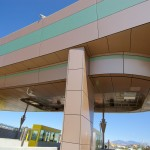Alucobond, Benicia-Martinez, California Toll Plaza