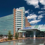 Alucobond, Childrens Atrium, Miles Associates, HOK, University Hospitals Authority Trust Oklahoma City