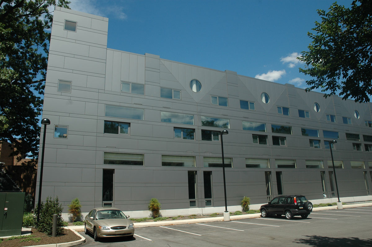 Alucobond, Lutheran Theological Seminary, GYA Architects, Philadelphia