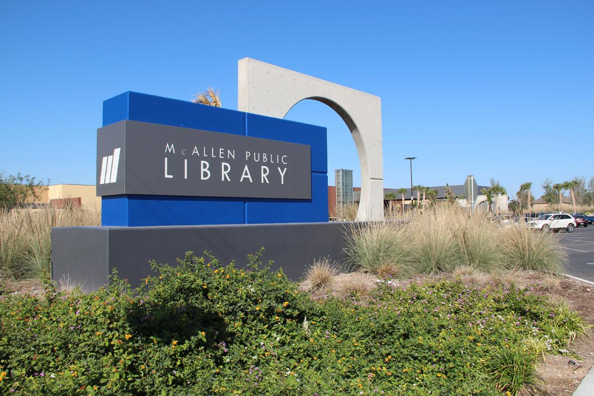 Alucobond, McAllen Public Library, Texas, Photos by John Gates, AIA