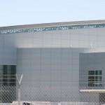 Alucobond Plus, McCarran Airport Expansion, Las Vegas, Nevada