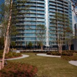 Alucobond Plus, Plaza Midtown, Atlanta, Georgia
