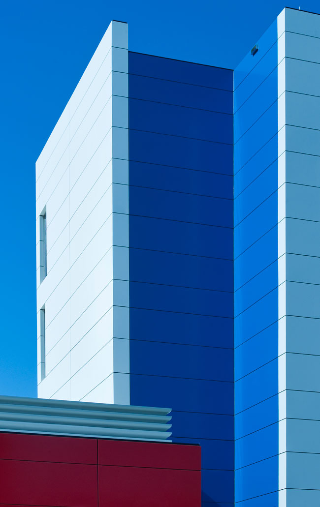 Alucobond Plus, Stony Brook University Residence Halls, Goshow Architects, New York, Photos by Taylor Crothers