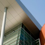 Alucobond Plus, Warren, MI Civic Center, Sobotec