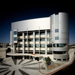 Alucobond, Sharp Grossmont Hospital, Center Glass Co., La Mesa, California