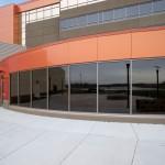 Alucobond Spectra Custom Copper, Jumers Casino Hotel, KKE Architects, Rock Island, Illinois