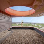 Alucobond Spectra Custom Copper, Jumers Casino Hotel, KKE Architects, Rock Island, Illinois
