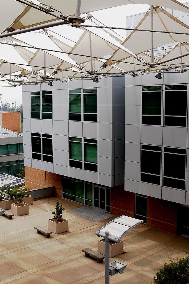 Alucobond, UC Riverside, Elward Systems Corporation, Riverside, California