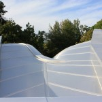 Alucobond, VanDusen Botanical Garden Visitor Centre, Perkins Will, Raymond Chan Photomedia Canada, Vancouver