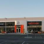 Alucobond, ABC Nissan, Phoenix, Arizona
