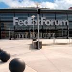 Alucobond, FedEx Forum, Memphis, Tennessee