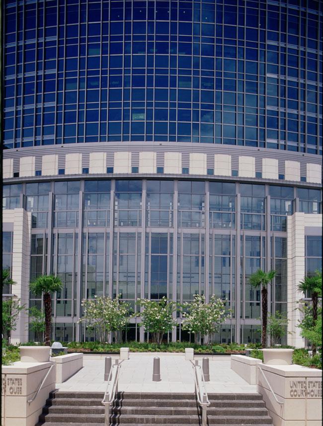 Alucobond, Jacksonville Courthouse, Jacksonville, Florida