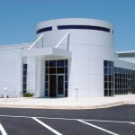Alucobond Plus, Hyundai Training Facility