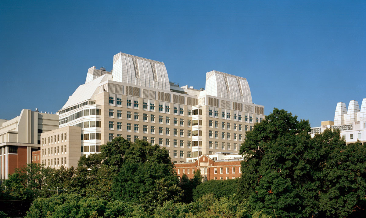 Alucobond Plus, Vanderbilt University, Nashville, Tennessee