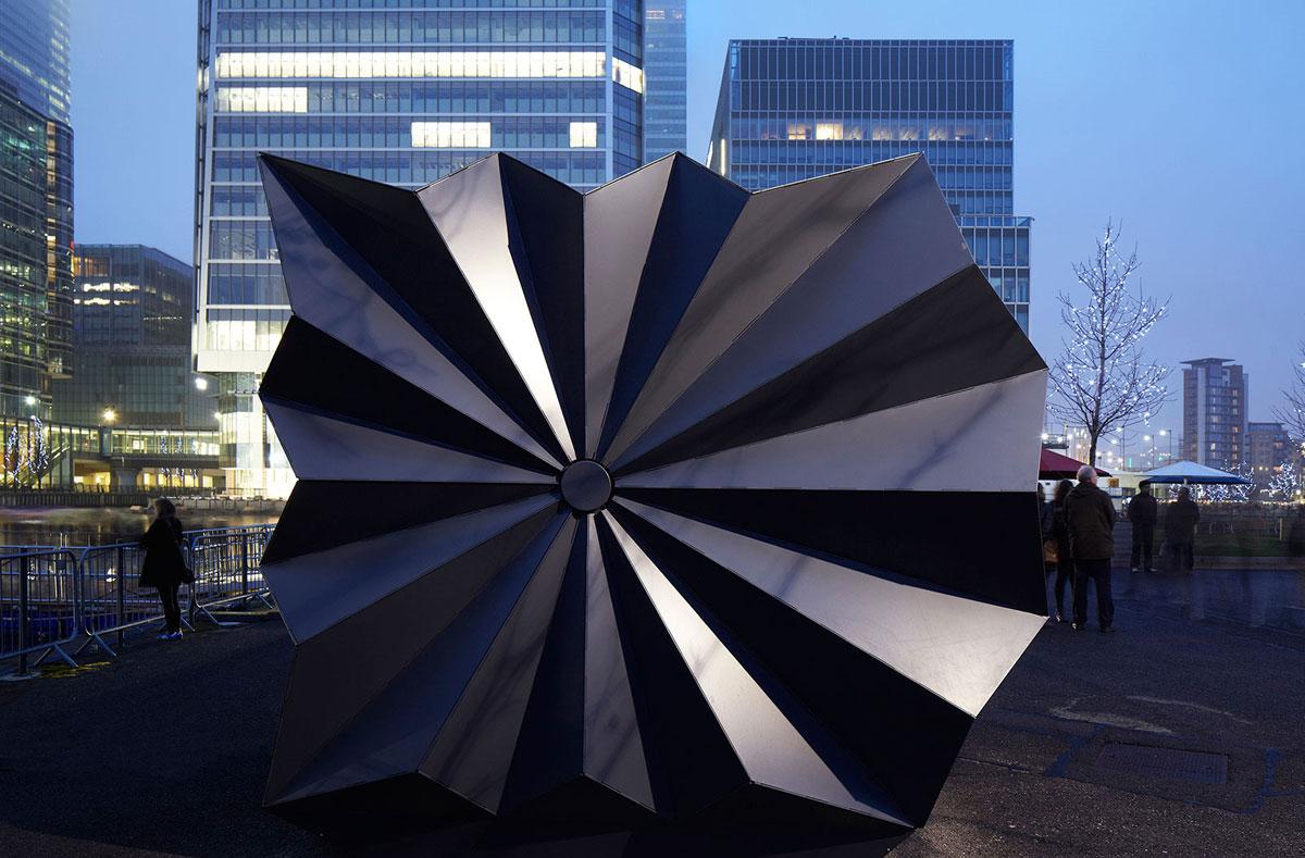 Modular Aluminum Koisks London Make Architects