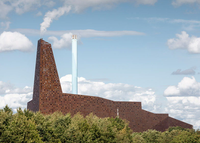 Incineration Line, Erick van Egeraat, Industrial Design, Roskilde, Photography by Tim van de Velde