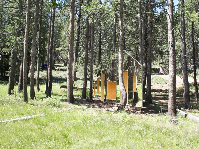Invisible Barn, STPMJ, Folly 2014, Architecture, Mirrored Facade, Blog