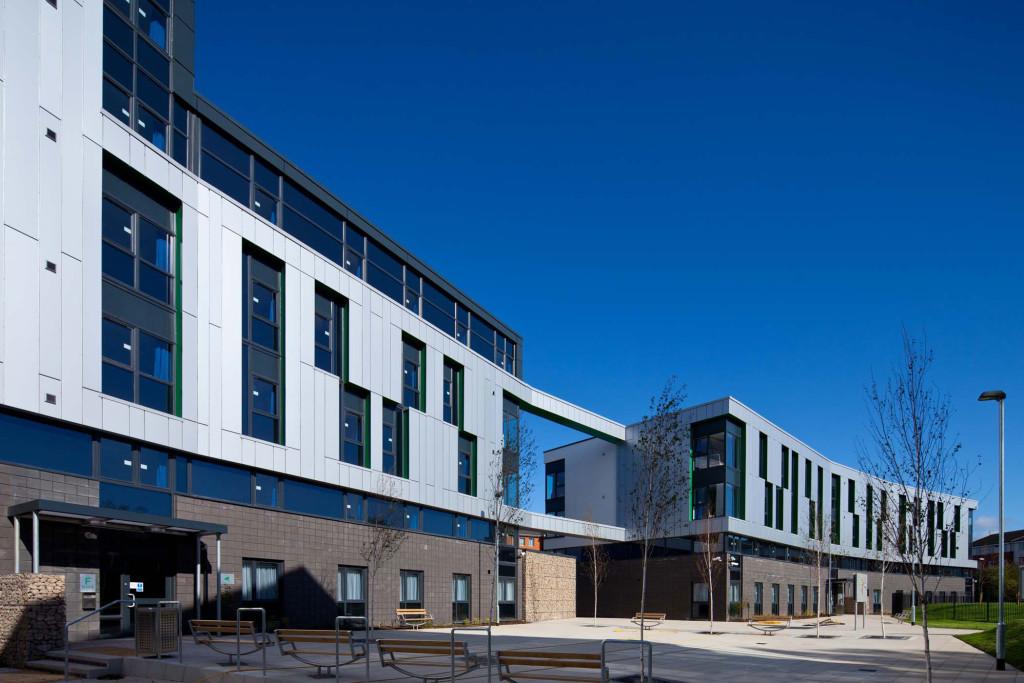 Chettles Yard Student Housing, Lewis Hickey Architects, Sotech, UK, Alucobond ACM
