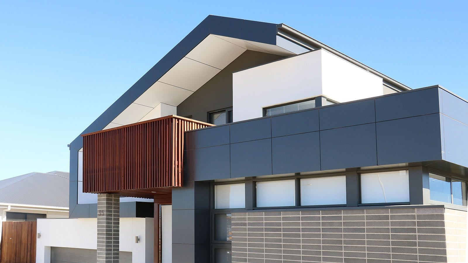 Versatile Alucobond Is Material Of Choice For Contemporary