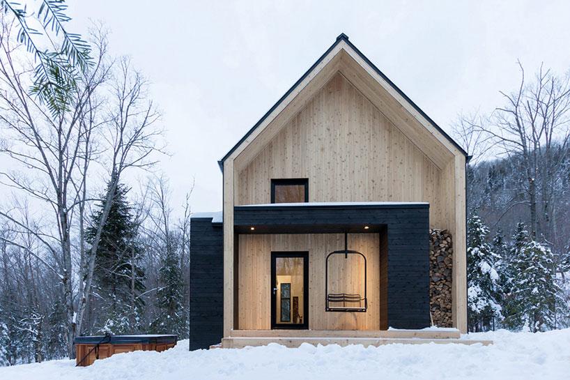 CARGO Architecture, Villa Boreale, Residence, Quebec, Canada, Dave Tremblay 1Px Photography