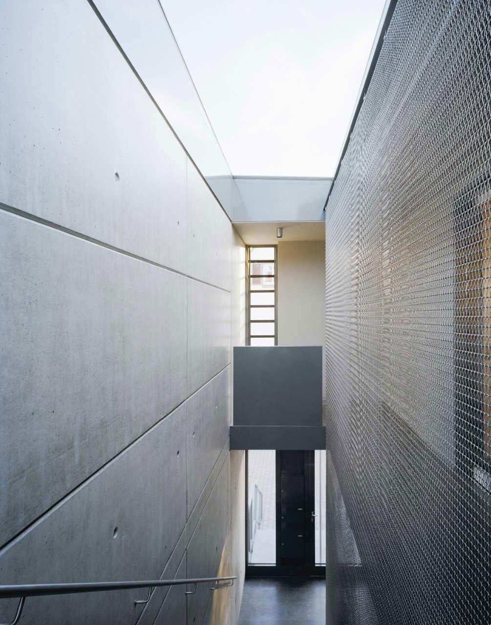House Balkenhol, Germany, Ecker Architekten, Alucobond Plus, Brigida Gonzalez