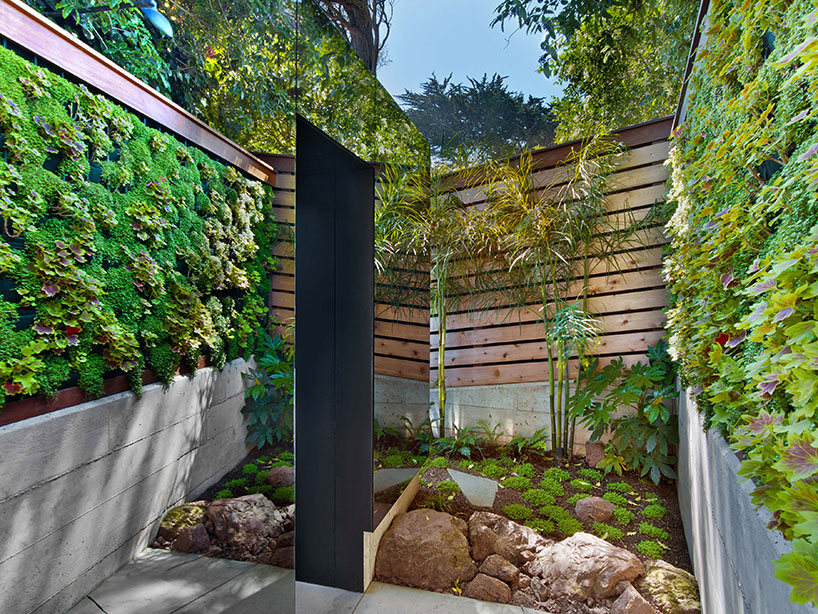 The Cube, Cass Calder Smith Architecture, San Francisco, Mirrored Dwelling, Photography Eric Laignel
