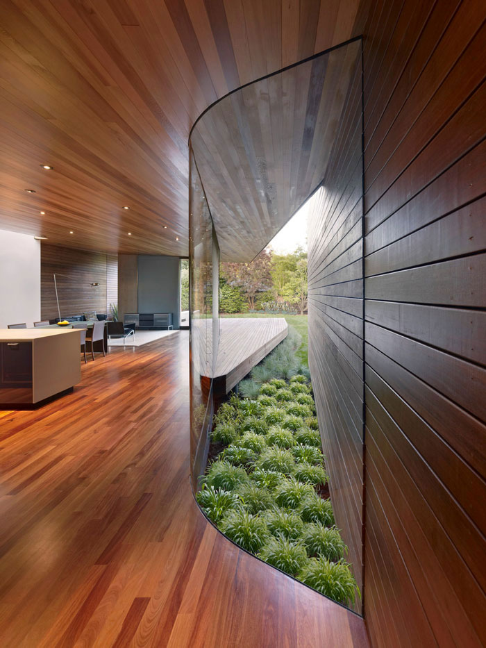 Bal House, Menlo Park, Terry and Terry Architecture, Wood Clad Residential, Mid Century Home, Photography Bruce Damonte
