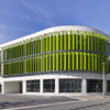 Energy Efficient Primary School Uses Bright White Alucobond Plus And Responsive Sunshading System