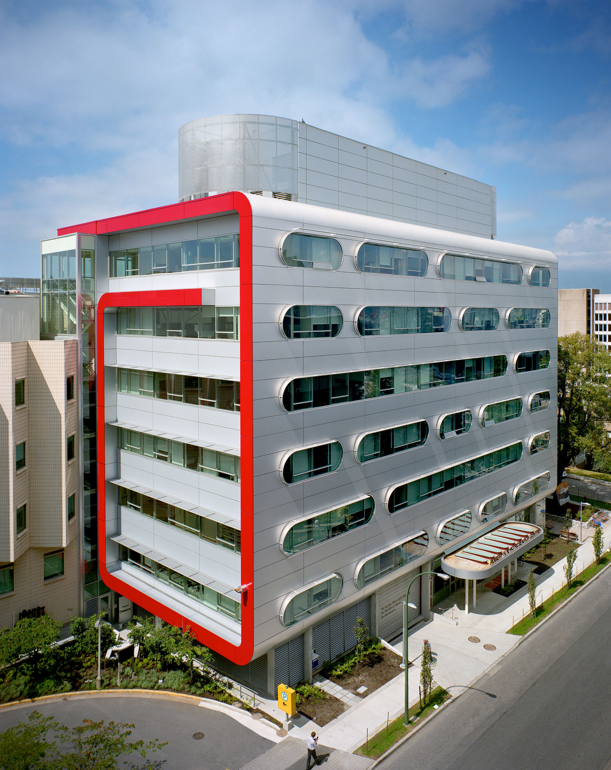 Robert H N Ho Research Centre, British Columbia, Canada, MCMP Architects,CEI Architecture, Keith Panel Systems, Alucobond PLUS