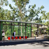 Architects Create A Unique User Experience For College Verandah Using Playful Palette Of Building Materials