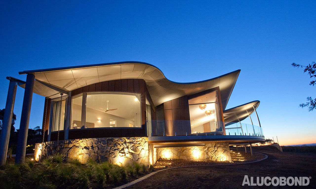 Kangaroo Ground, Sheppard Dwyer Architects, Eco Edge Homes, Alucobond PLUS