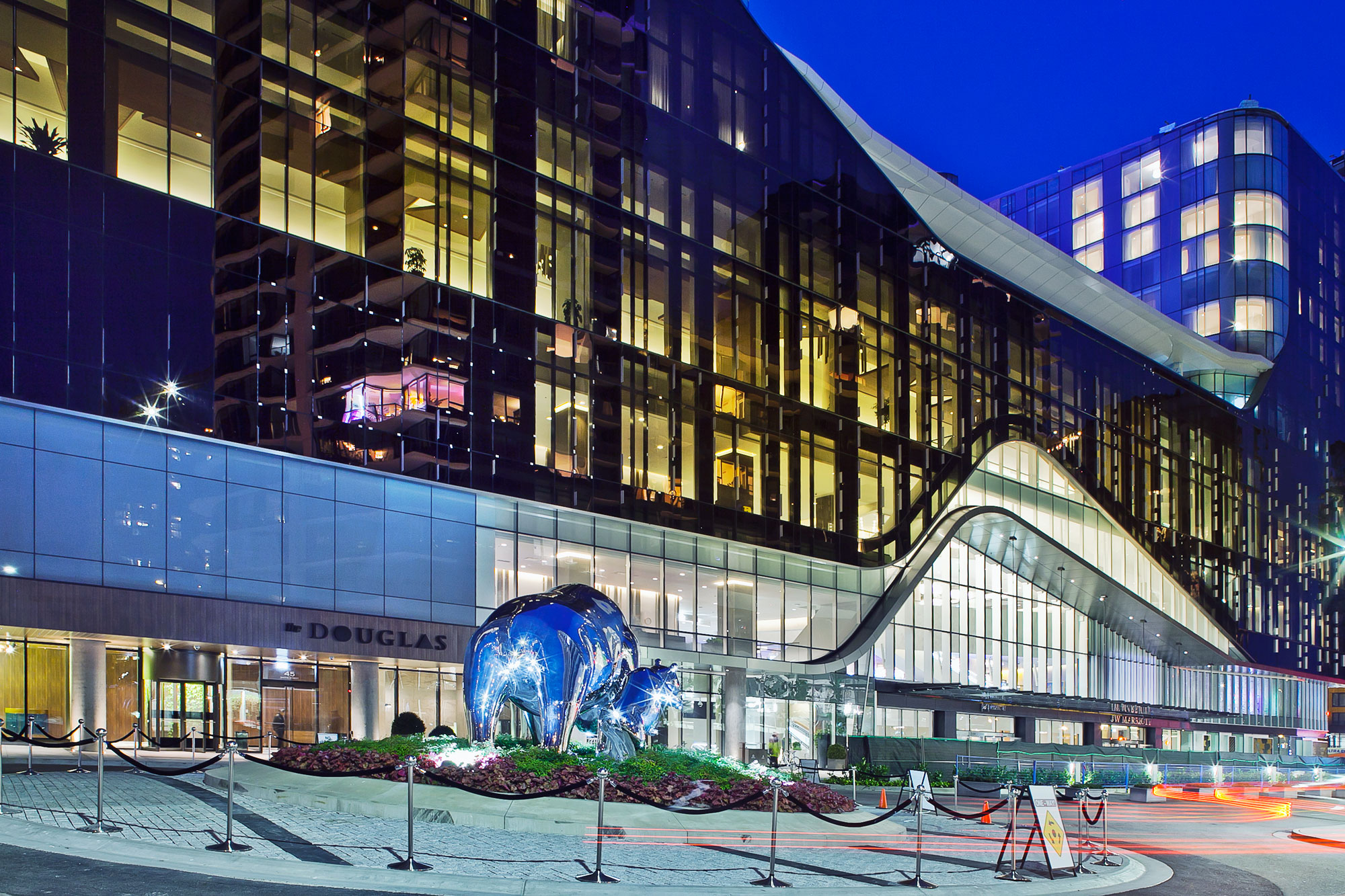 Parq Resort Casino Vancouver, IBI Group, Keith Panel Systems, Alucobond ACM, Photography Robert Stefanowicz