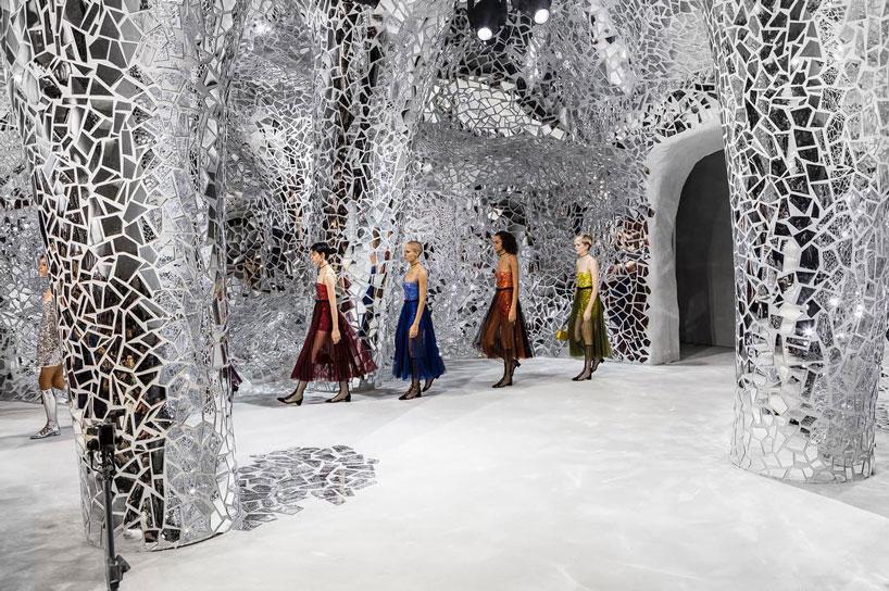 Dior, Bureau Betak, Designboom
