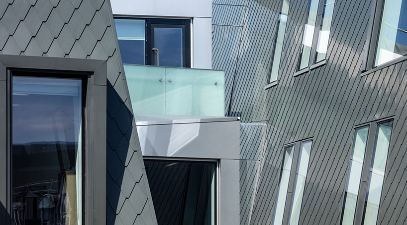 81 Chancery Lane, London, ORMS, Britain Architecture, Mixed Use, Anodized Aluminum Facade, Photography Marcus Peel