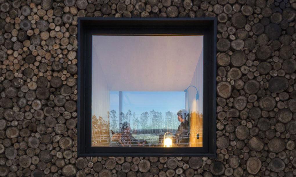 Sacromonte Landscape Hotel, MAPA Architects, Uruguay, Photography Leonardo Finotti