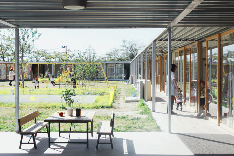 shichigahama tohyama nursery school, takahashi ippei office, japan
