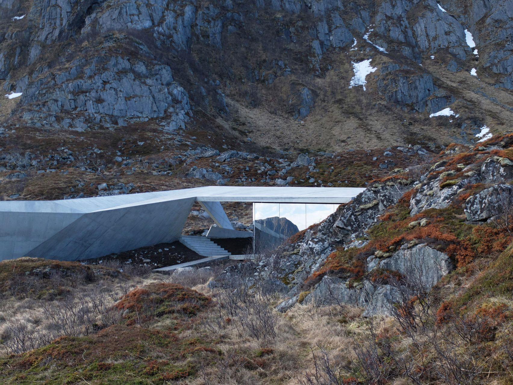 Bukkekjerka Rest Area, Norway, Morfeus Arkitekter, Photography Caroline Stovring