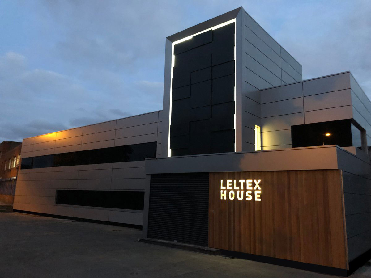 Leltex House, Manchester, Hartbrights Architectural Cladding, Alucobond PLUS