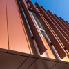Architects Envelop Office Building In Lustrous Alucobond PLUS naturAL Copper Finish
