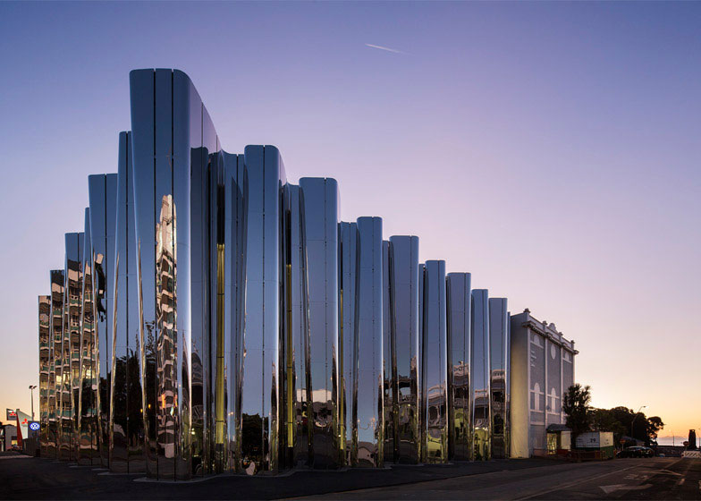 Len Lye Museum, New Zealand, Pattersons Associates, Dezeen, Photography Patrick Reynolds