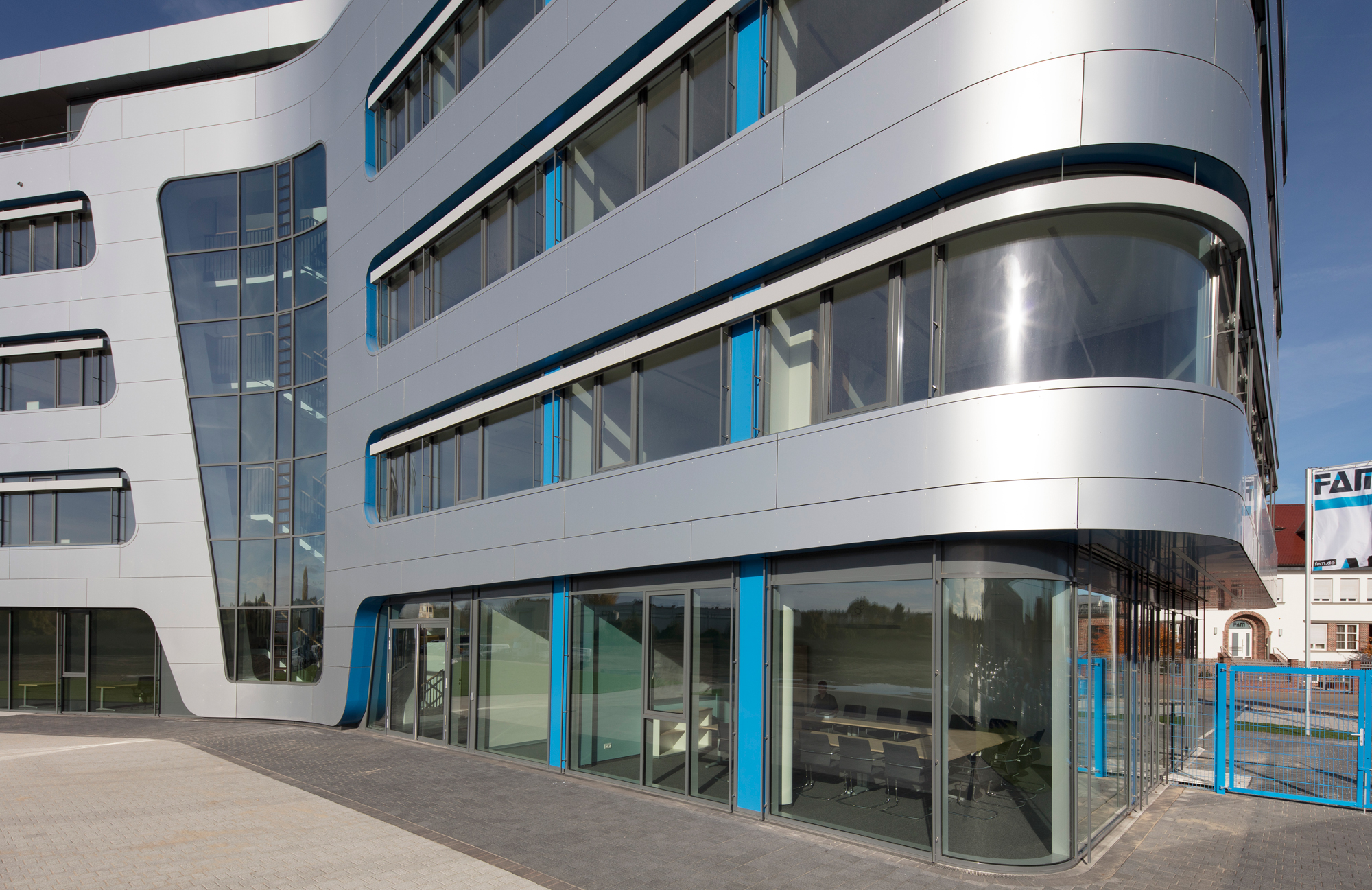 German Headquarters Showcases Company's Commitment To Innovation