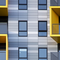 New Zealand Residential Tower Wows With Various Alucobond Custom Colors