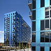 Apartment Residents Live In Full Color With Gleaming ALUCOBOND® Spectra Color-Shifting Cladding