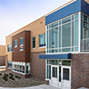 School's Natural Color Palette of ALUCOBOND® Plus Cladding Addresses Sensory Needs of Special Education Students