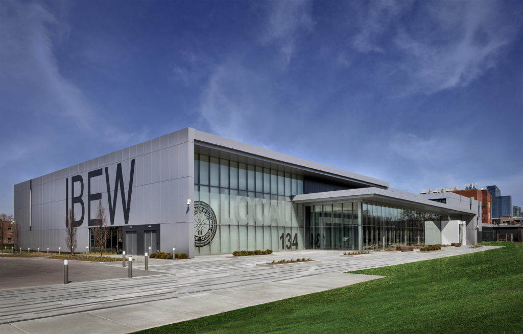 IBEW Headquarters Retrofit Building